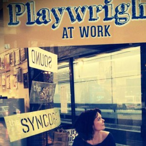 playwright-at-work