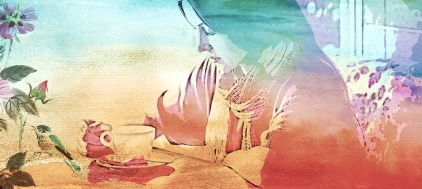 Tea-and-meditation_watercolor-illustration