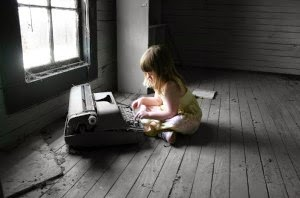 little-girl-typewriter-300x198