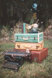 suit case typewriter