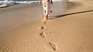 footprints-in-sand-at-beach